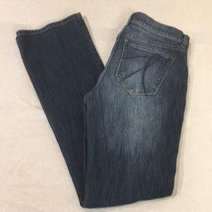 NY&Co Lowrise Bootcut Jeans. Size 4T (J28)